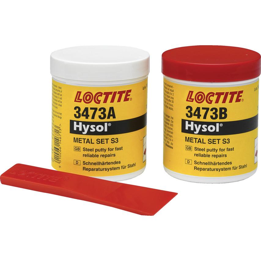 Loctite® 3473 3473 METAL SET S-3 500gm TUB ...