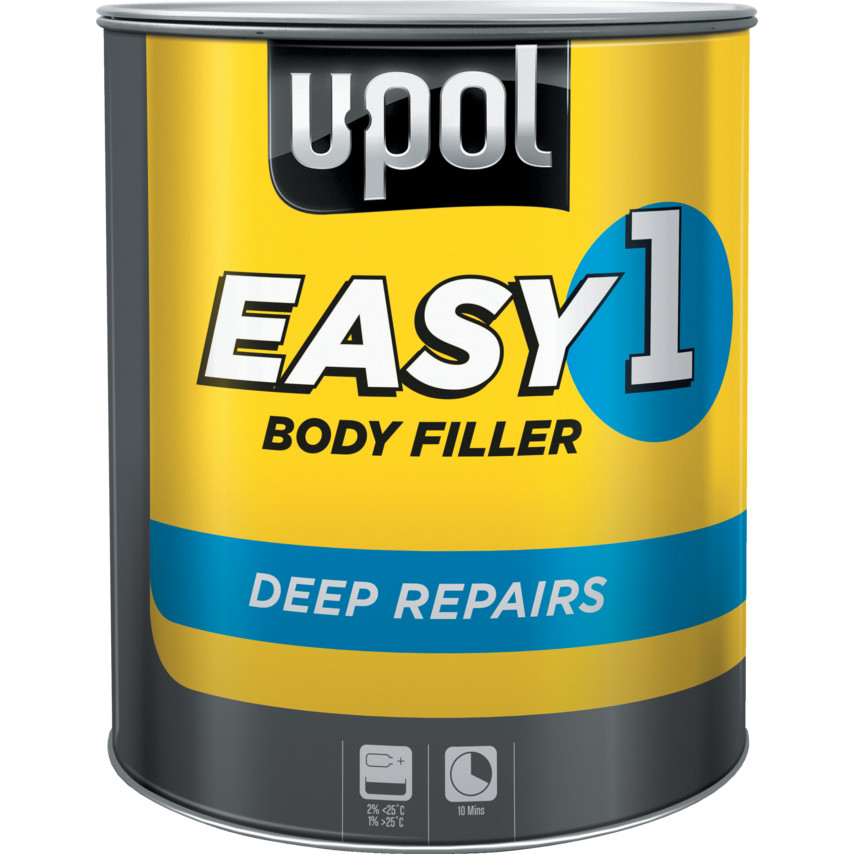 U-POL EASY ONE SMOOTH BODY FILLER 3 5LTR