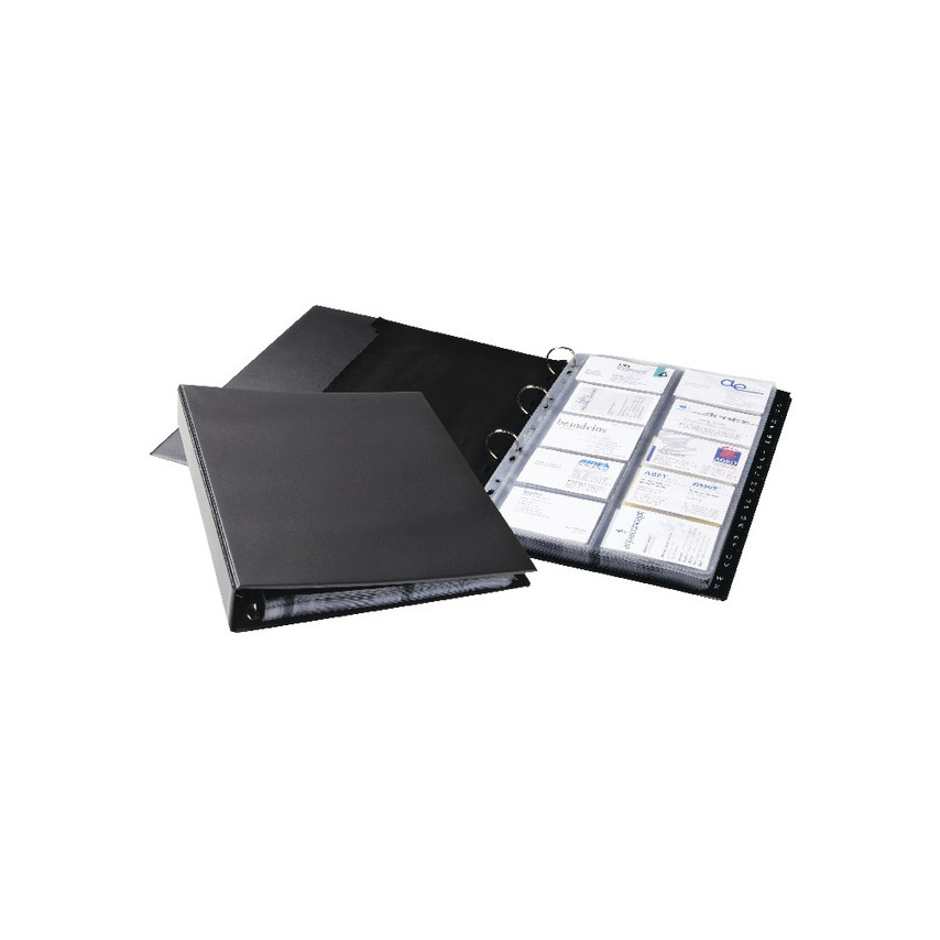 Durable 244401 Visifix Eco Business Card Album A4 Db21622