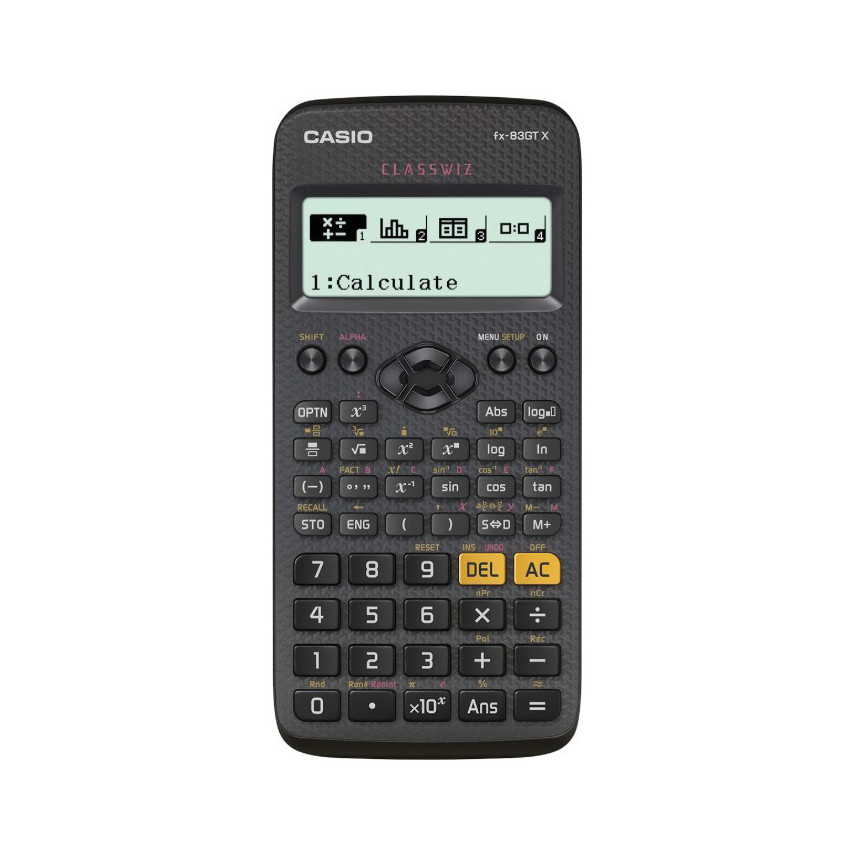 Casio FX-83GT PLUS Super Scientific Calculator CS18509