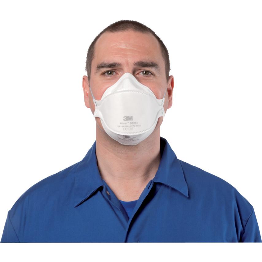 respiratore 3m 9320
