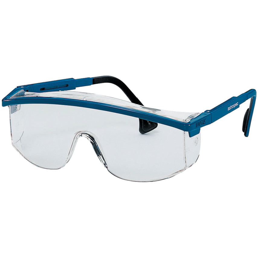 01bf711f65f0 Astrospec Safety Spectacles 9168-165 Astro Spec 4c Plus Clear Glasses