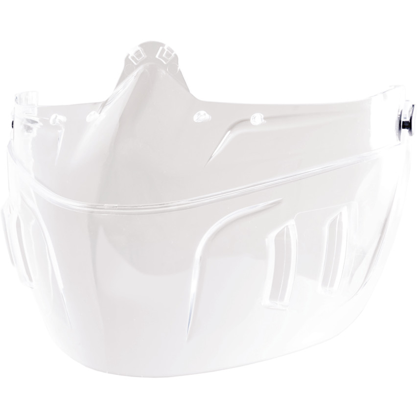 Flip-up Face Shields 9301-318 Ultrashield Flip-Up Clear Polycarbonate Lens