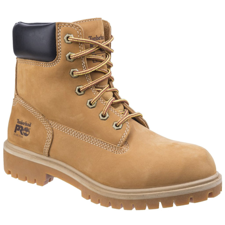 Direct Attach Ladies Wheat Safety Boots Direct Attach Ladies Wheat Safety  Boots - Size 3 ... fb385439f61d