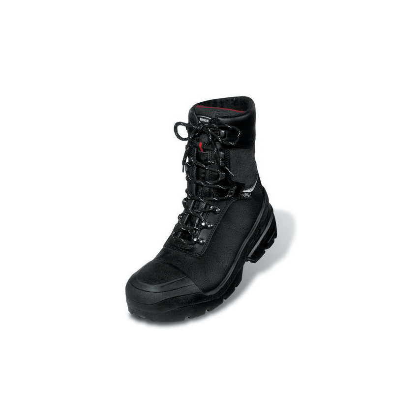 dd9d6765778 Facility Maintenance & Safety Uvex 2 Safety Boots Black Size 8